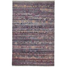"MARIELL 6702F IN PURPLE/MULTI 5'-9"" X 8'-6"""