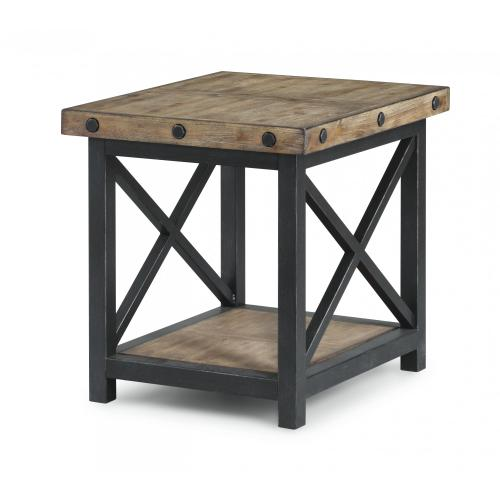Carpenter End Table