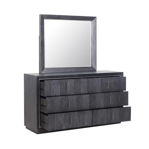 Echo Dresser in Charcoal