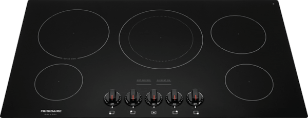Gallery 36'' Electric Cooktop