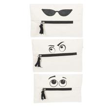 Zip Your Lip Zipper Cases (6 pc. ppk.)