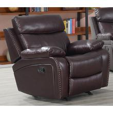 Apex Leather Rocker Recliner