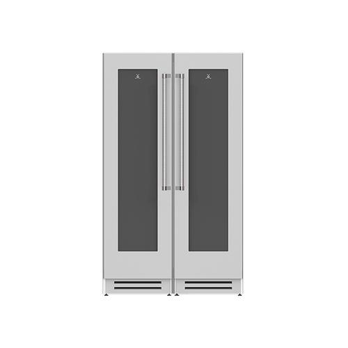 "Hestan - 48"" Wine Cellar Ensemble Refrigeration Suite - Prince"