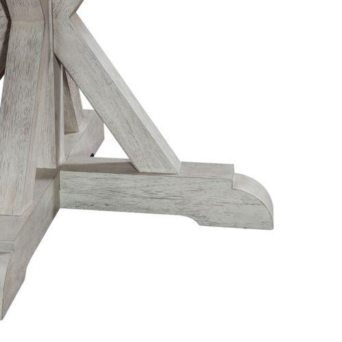 Liberty Furniture Industries - Round Single Pedestal Table Base