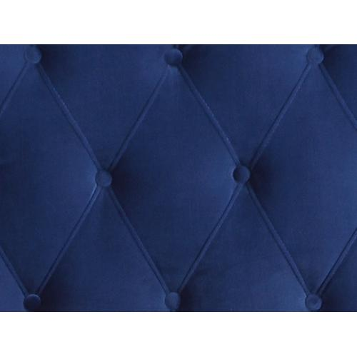 Amelia Queen Upholstered Bed, Navy B128-10hbfbr-14