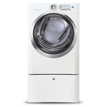 See Details - 8.0 Cu. Ft. Electric Front Load Dryer with Wave-Touch® Controls featuring Perfect Steam