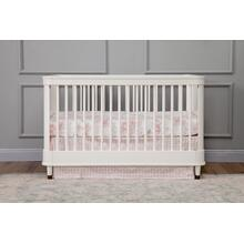 View Product - Warm White Tanner 3-in-1 Convertible Crib