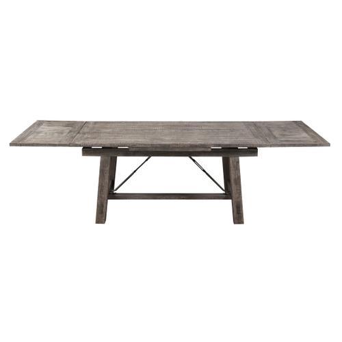 Emerald Home Dakota Refectory Leaf Dining Table Pine D570-15-05