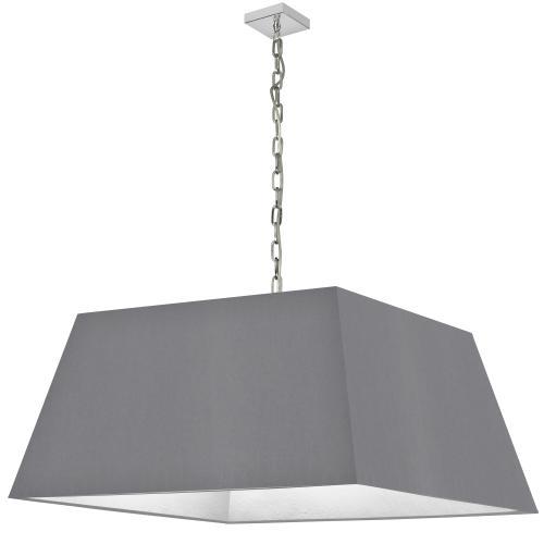 Product Image - 1lt Milano X-large Pendant, Gry Shade, PC