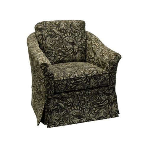 155071S Denise Swivel Chair
