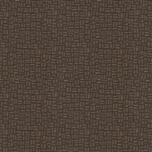 Flash Furniture - 18.5''W Church Chair in Cobblestone Amber Fabric - Gold Vein Frame