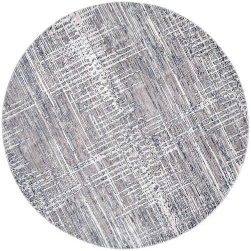 Feizy - KYRA 3853F IN GRAY-BEIGE