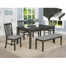 Nina Dining Table Grey