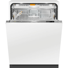 Fully-integrated, ADA dishwasher with hidden control panel, 3D+ cutlery tray, Knock2open and custom panel ready