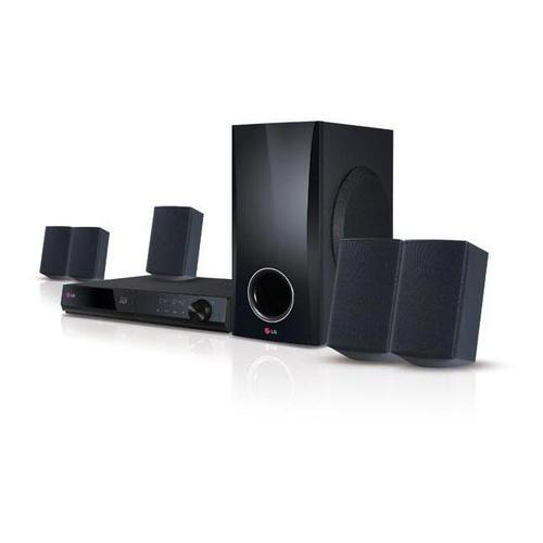 Gallery - 3D-Capable 500W 5.1ch Blu-ray Disc Home Theater System with Smart TV