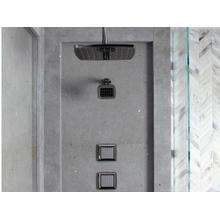 Upgrade Showerarm, Less Showerhead - Nickel Silver