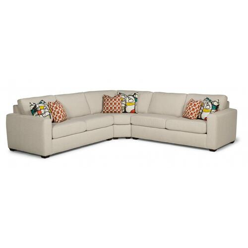 Gallery - Collins Sectional