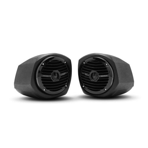 "Rockford Fosgate - 6.5"" front lower speaker enclosures for select Polaris GENERAL® models"