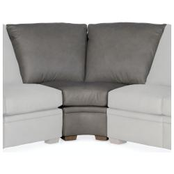 Bradington Young Sectionals 203 Revelin Reclining Sectional with One-Piece Back