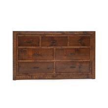 Brookfield - 7 Drawer Dresser