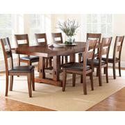 Zappa 9 Piece Set(Table & 8 Side Chairs) Product Image