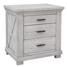 Nightstand - Crossing Barn Collection