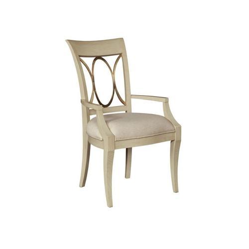 American Drew - Arm Dining Chair
