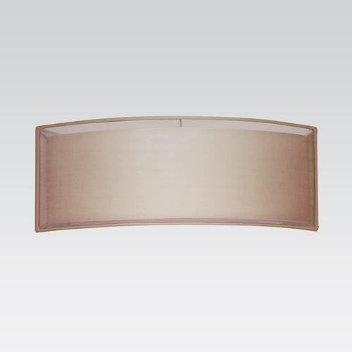 Sonneman - A Way of Light - Puri ADA Horizontal Sconce [Color/Finish=Black Brass w/Bronze Shade, Base Type=Candelabra Base]