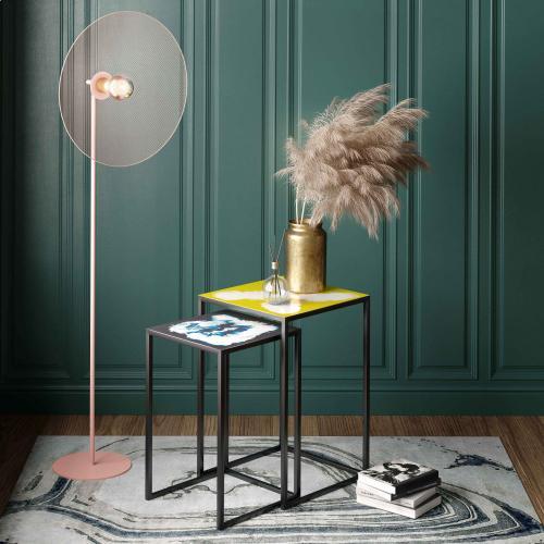 Tov Furniture - Enamel Side Tables - Set of 2