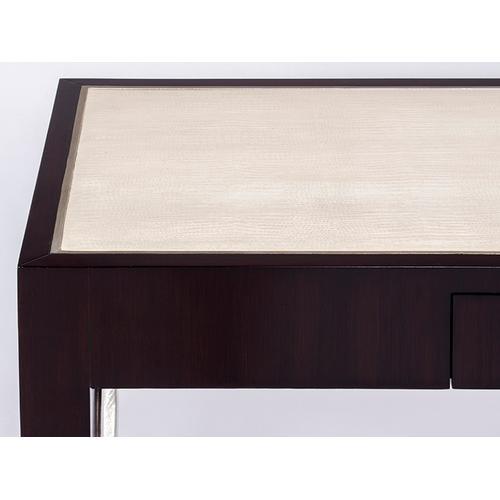 "Artmax - Desk with Glass, 1 Drawer 54x24x32"""