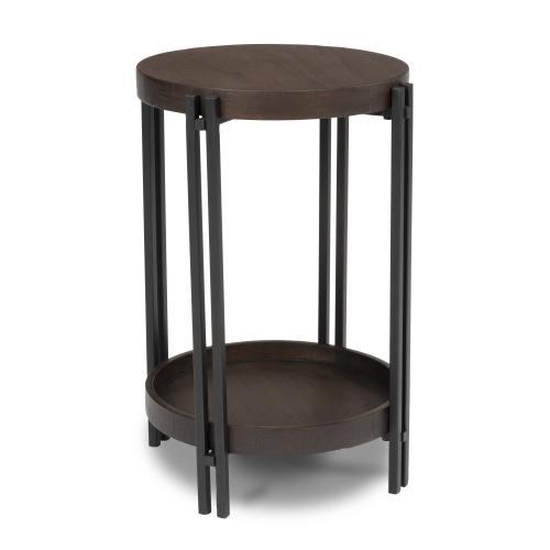 Prairie Chairside Table
