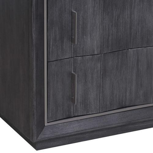 Pulaski Furniture - Echo Chest in Charcoal