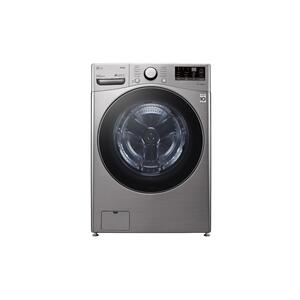 4.5 cu. ft. Ultra Large Capacity Smart wi-fi Enabled Front Load Washer with Built-In Intelligence & Steam Technology Product Image