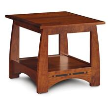 See Details - Aspen End Table with Inlay
