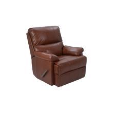 REC-516B Pisa Chestnut Leather Recliner
