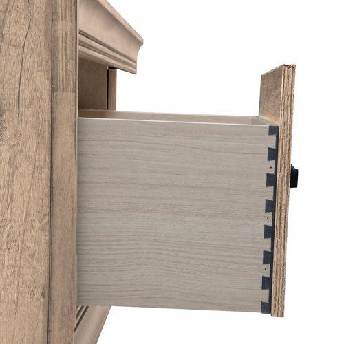 Twin Storage Footboard