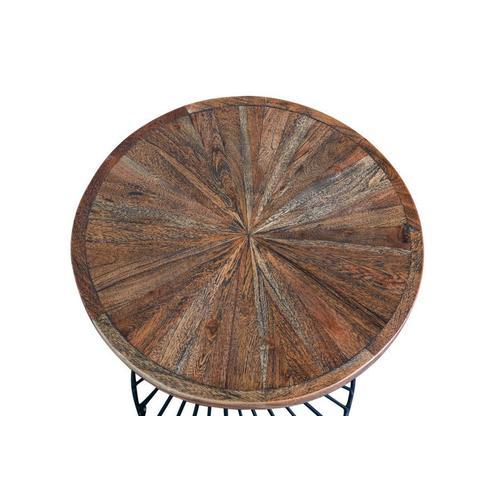 Yuma End Table, RJS-45817