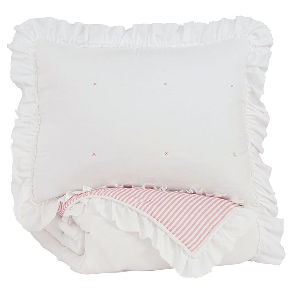 Jenalyn Twin Comforter Set