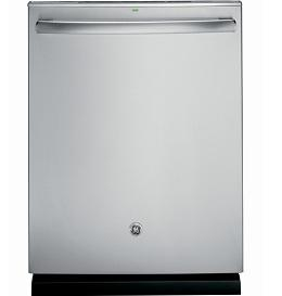 GE Canada - Built-In Tall Tub Dishwasher with Hidden Controls