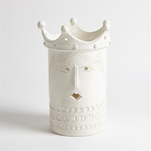Royal Family Vase-Queen