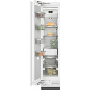 F 2411 Vi MasterCool freezer For high-end design and technology on a large scale.