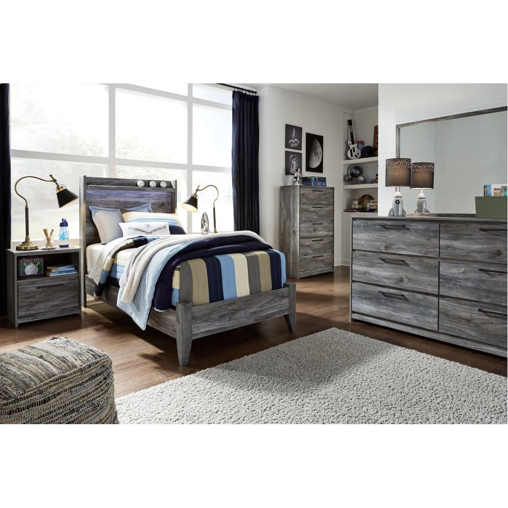 Product Image - Baystorm Twin Panel Bed