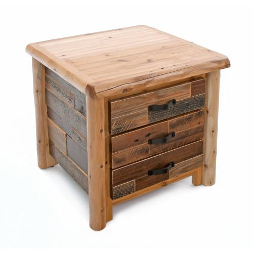 Green Gables Furniture - Laurel Hollow 3 Drawer Nightstand