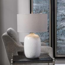 Winterscape Table Lamp
