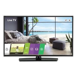 Lg340 Series for Hospitality & Senior Living with standard features including Multi IR, Speaker Out and USB Picture Viewer