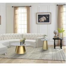 """See Details - Sorrento Coffee table - 36"""" W x 36"""" D x 16.5"""" H"""