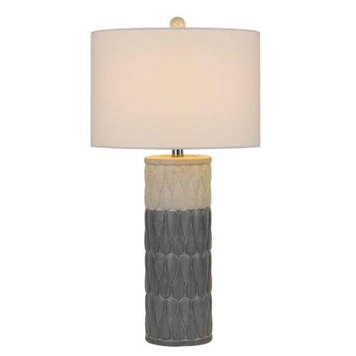Voula 100W On Off Ceramic Table Lamps (Sold And Priced As Pairs)