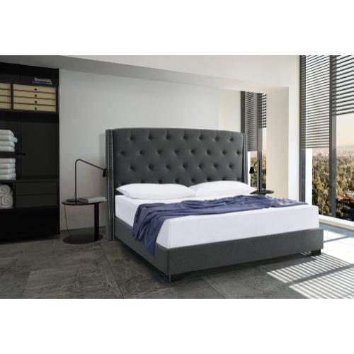 Carolina Midnight - Queen Size Bed