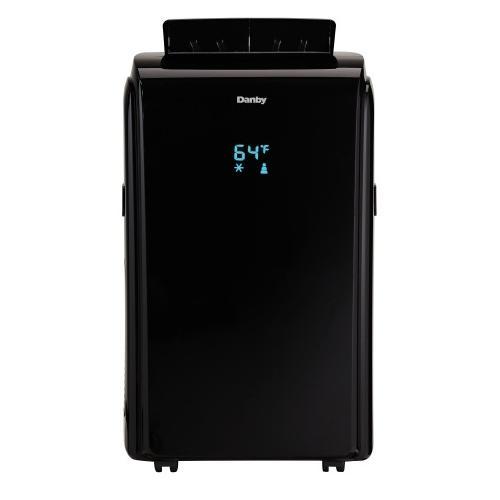Danby - Danby 10,000 BTU (5,300 BTU SACC**) Portable Air Conditioner