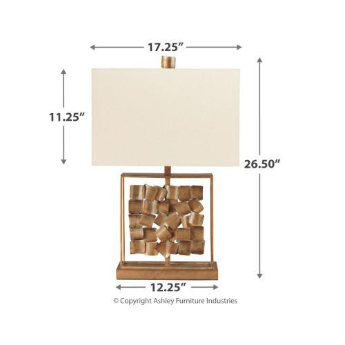 Evera Table Lamp